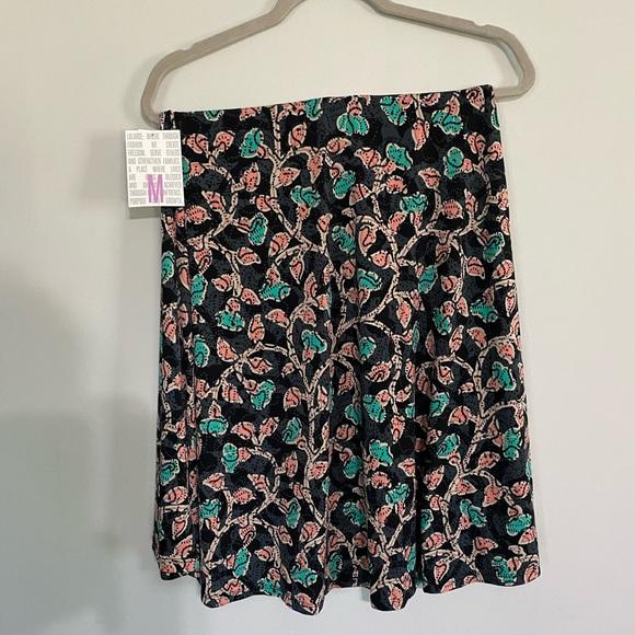 LulaRoe Medium MIDI Skirt New with Tags
